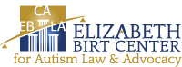 Elizabeth Birt Center for Autism Law and Advocacy